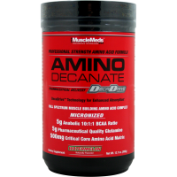 Musclemeds Amino Decanate 360g.