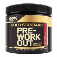 ON Gold Standard Pre Workout 88g.
