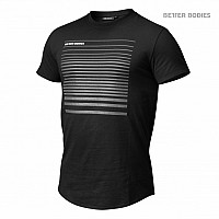 Better Bodies Brooklyn Tee Black