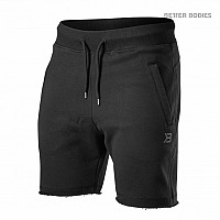 Better Bodies Hudson Sweatshorts black