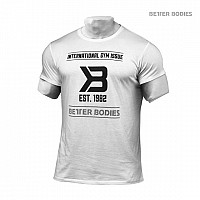 Better Bodies Street Style Tee White