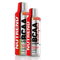 Nutrend Amino BCAA Mega Strong 500 ml.