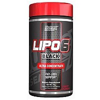 Nutrex Lipo 6 Black Ultra Concentrated 70g.
