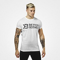 Better Bodies Symbol Printed Tee White