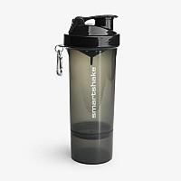 SmartShake Slim 500 ml juoda