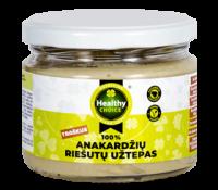 Healthy Choice Anakardžių riešutų užtepas 250g.