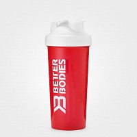 Better Bodies Fitness plaktuvė 600ml. Red