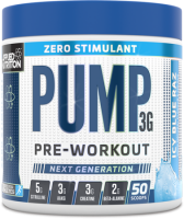 Applied Nutrition 3G Zero Stimulant 375g.