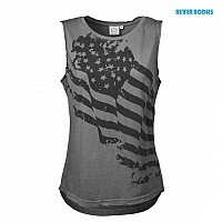 Better Bodies Women Street Tank Grey