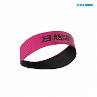 Better Bodies Hear Sweatband pink