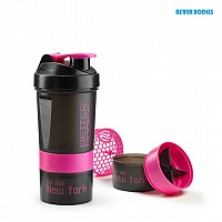 Better Bodies Pro Shaker Pink 600ml.