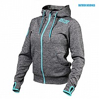 Better Bodies womens athletics hood antracite me