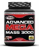 Pro Nutrition Advanced Mega Mass 1500g.